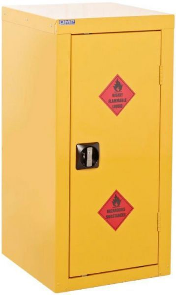 Single Flammable Storage Cabinet 900mm x 460m x 460mm
