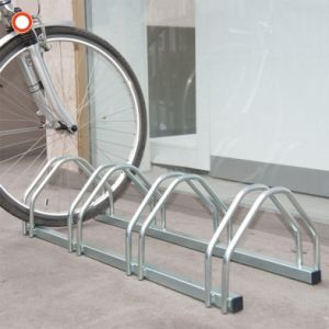 Bicycle Rack for 4 (HxWxD): 255x1025x330mm
