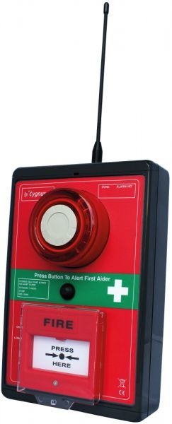 Cygnus Fire Call Point and First Aid Alarm