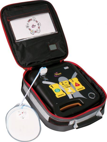 Life Point Pro Automated External Defibrillator