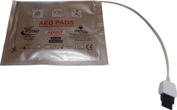 Life Point Pro Spare Adult Defibrillator Pads