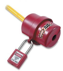 Plug Lockout, Large