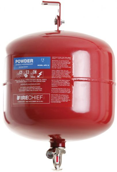 12Kg Automatic Powder Fire Extinguisher