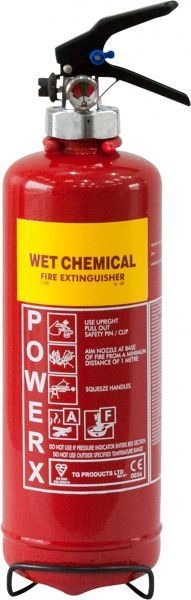 2 Litre Wet Chemical Fire Extinguisher | Fire Safety