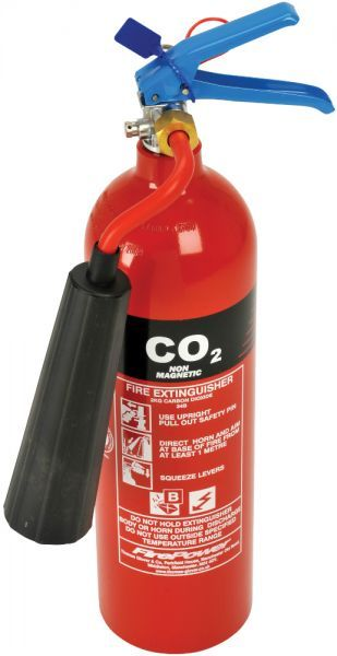 2Kg CO2 Anti Magnetic Fire Extinguisher