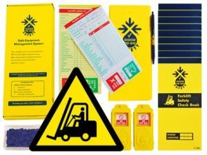 Good to go safety forklift daily kit