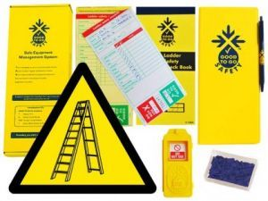Good to go safety ladders weekly kit