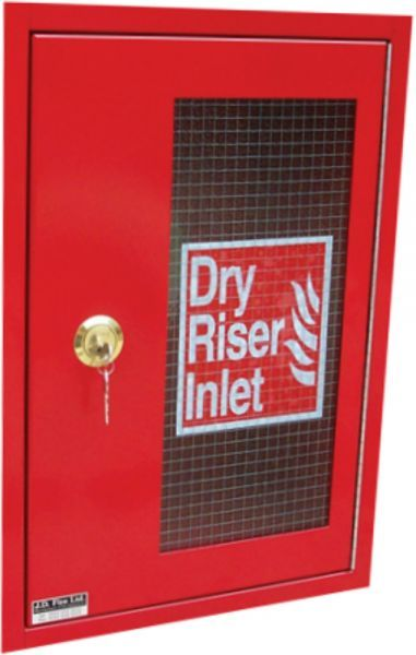 Cabinet 2 Way Inlet (Vertical) | Dry Riser Equipment