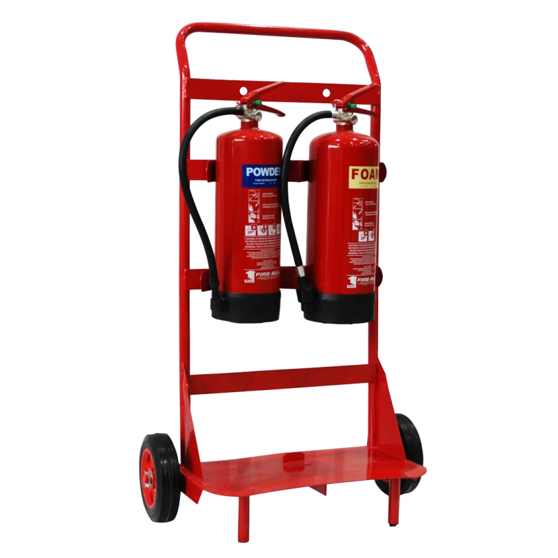 Double Fire Point Trolley Package Deal, Customisable