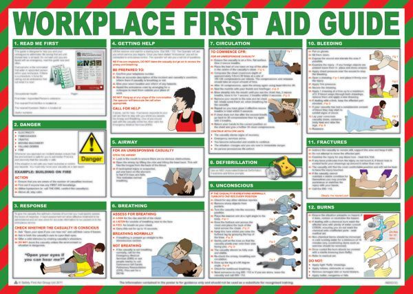 Workplace First Aid Guide