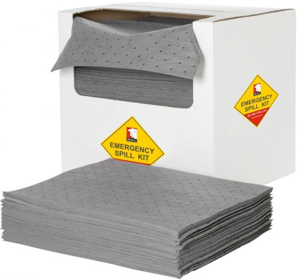 Grey General Maintenance Absorbent Pads