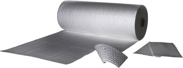 Grey General Maintenance Absorbent Roll