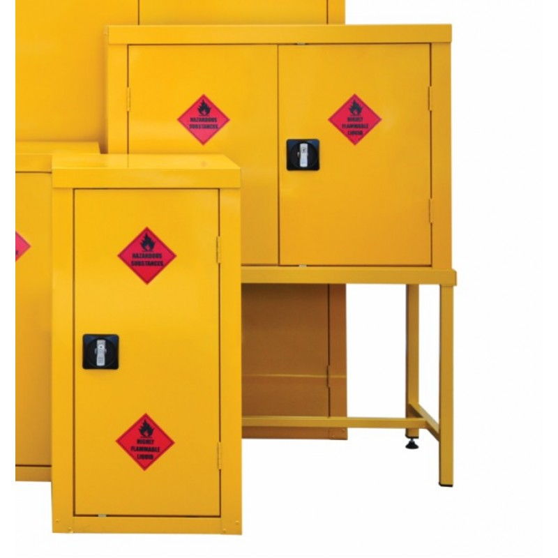 Storage Cabinet Stand for use with CABTF02/03 | Fire Safety