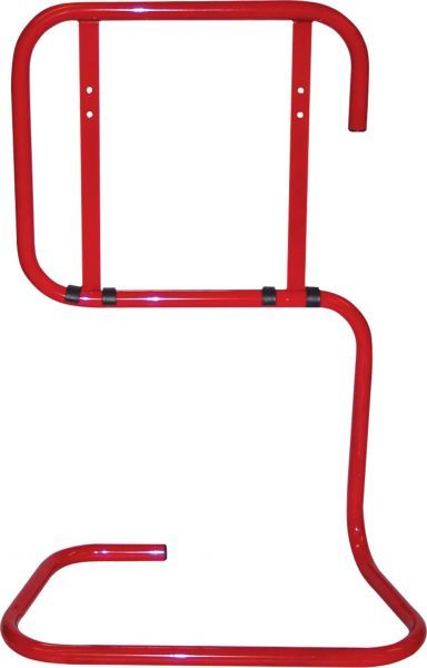 Double Fire Extinguisher Stand Red | Fire Safety Equipment