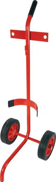 Single Fire Extinguisher Trolley | Trolleys & Stands