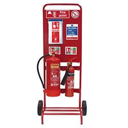 Trolleys & Stands | Fire Safety | Bull Products
